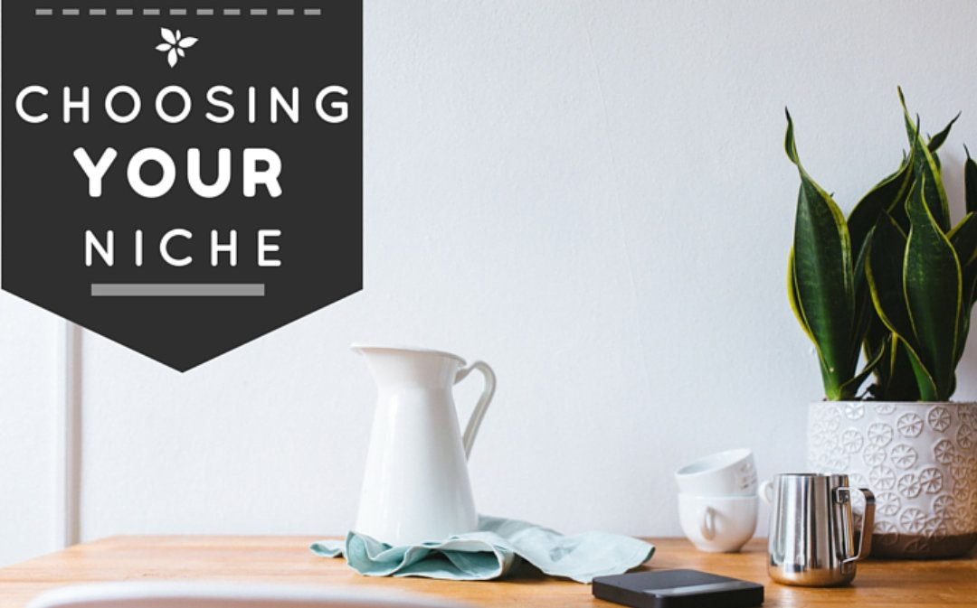 Why Choosing the Right Niche Will Increase Your Success