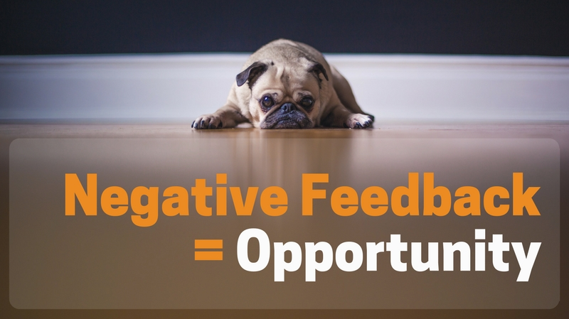 How to Respond to Negative Feedback and Unlock Opportunity