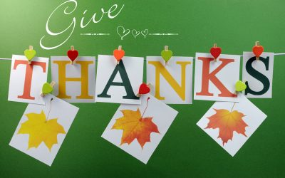 Giving Thanks: How to Properly Thank Your Supporters