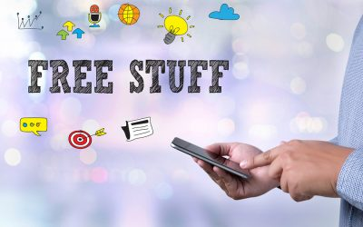 Why Giving Away Free Stuff Makes Good Business Sense