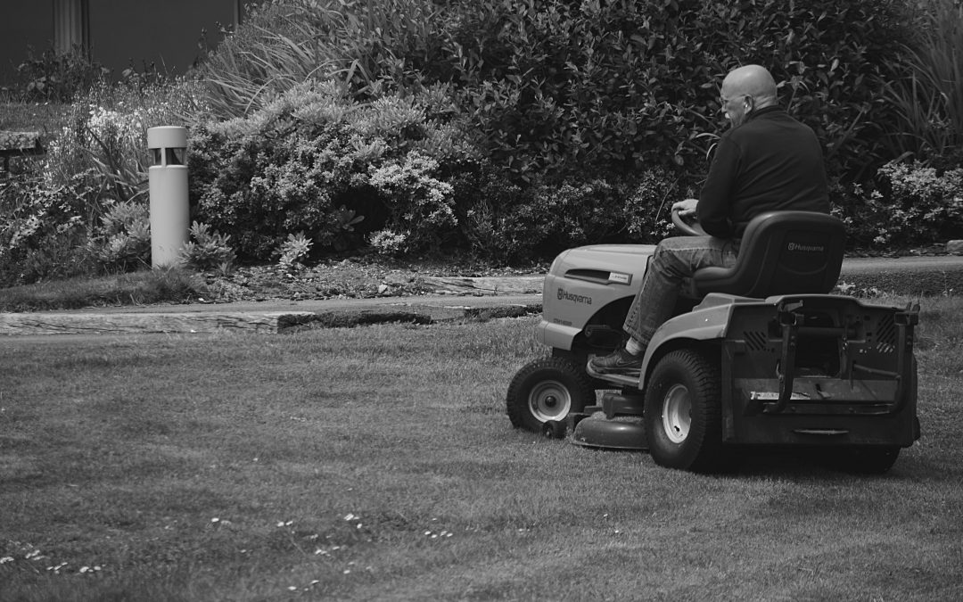 Ditch the Business Push Mower and Ride Your Way to Success